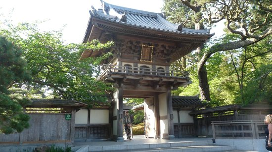 Golden Gate National Recreation Area : Japanese Tea Garden