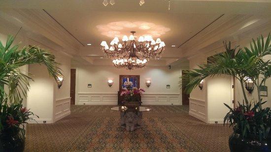 Delray Beach Marriott: Inside Hotel