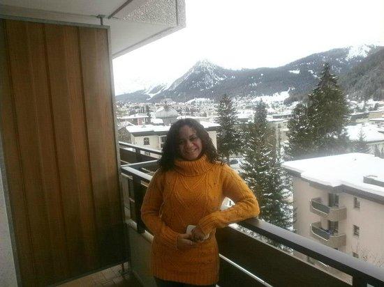 Sunstar Alpine Hotel Davos: Lugar maravilhoso !