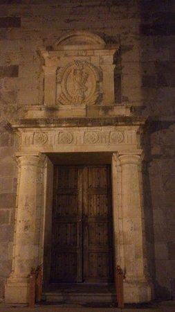 Monumento al Pipila : parte trasera del monumento