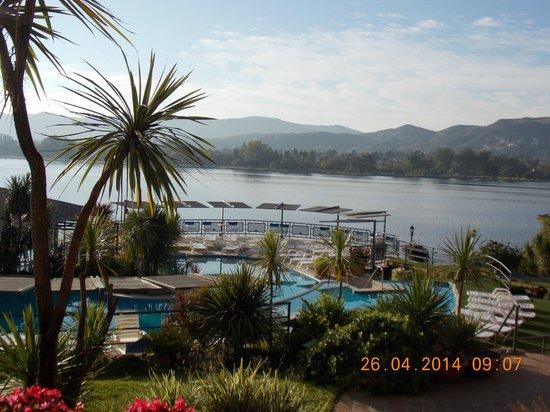 Lake Buenavista Resort: la vista divina, unica