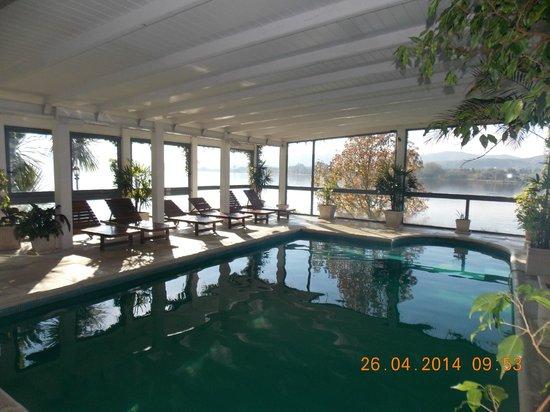 Lake Buenavista Resort: desde la pileta la vista es genial