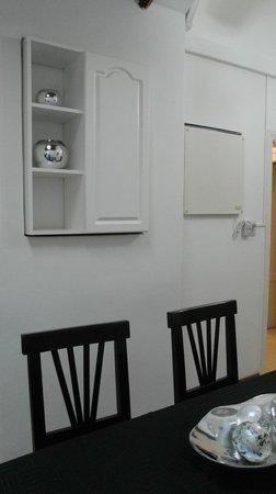 First Class Apartments Cordoba: Comedor