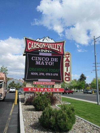 Enjoyed Cinco de Mayo at Carson Valley Inn and Casino, Minden, Nevada