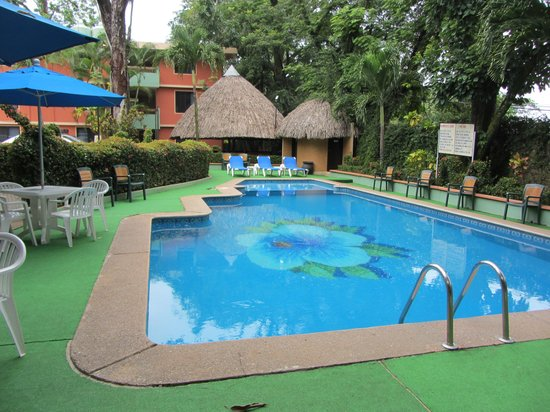 Hotel Maya Tulipanes : Another view of the pool