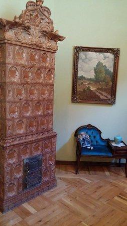 Villa Elise Park Pension: interior