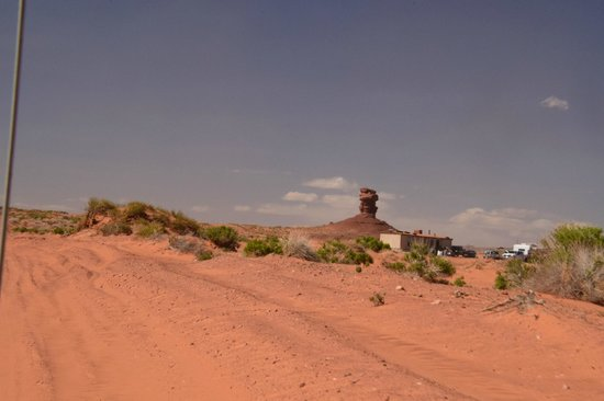 Monument Valley Safari: A WONDERFUL ROCK FORMATION