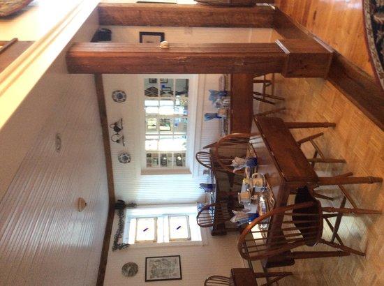 Historic Jacob Hill Inn: Dining Area