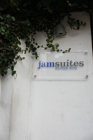Jam Suites Boutique Hotel: Fachada