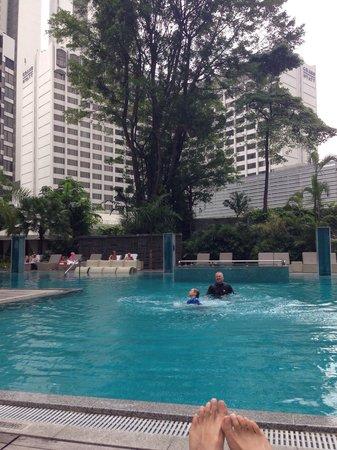 Grand Hyatt Singapore: Swimming pool