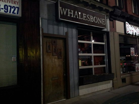 The Whalesbone Oyster House: Ingresso