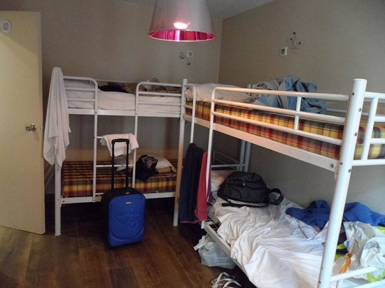 Vintage Hostel : It was cleaner than I expected.