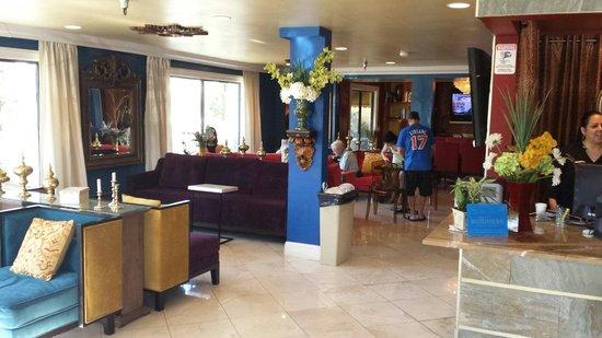 Hotel Le Reve Pasadena: Hôtel le rêve