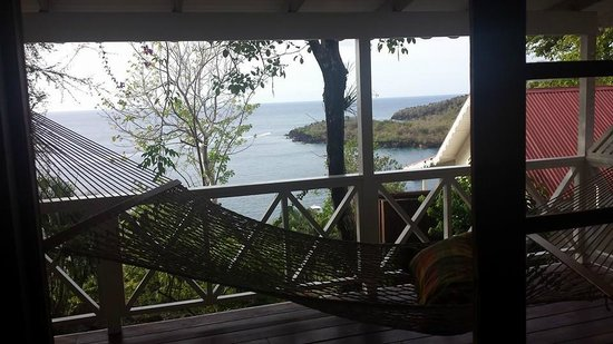 Ti Kaye Resort & Spa: View from room