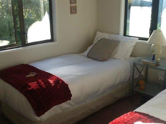 Akaroa Village Inn : second bedroom