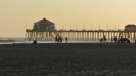 Hyatt Regency Huntington Beach Resort & Spa: Huntington Beach pier