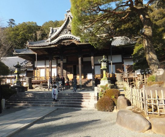 Shuzen-ji Temple : 境内