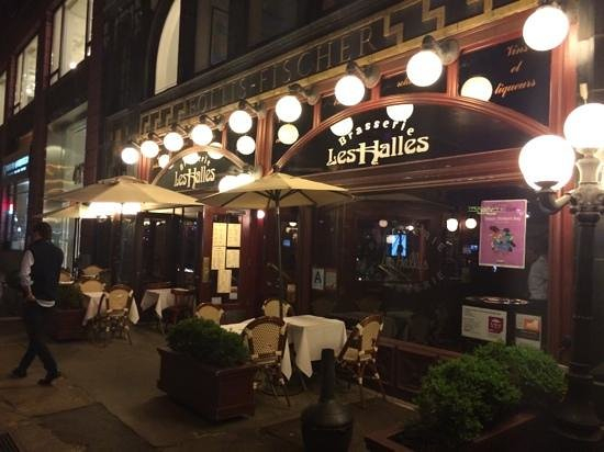 Les Halles : great restaurant