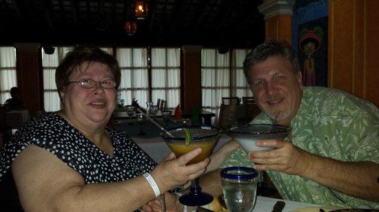Krystal Cancun: Hacienda el Mortero-- Unlimited Margaritas