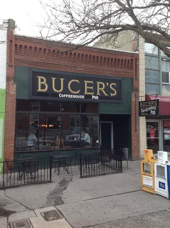 Bucer's Coffee House Pub
