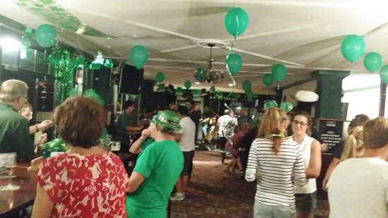 The Salty Dog Inn: St Paddies Day
