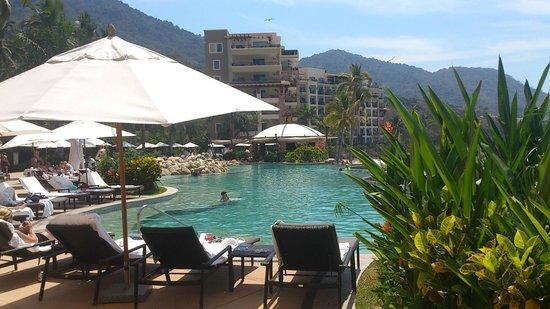 Garza Blanca Preserve, Resort & Spa: DESDE EL LOBBY