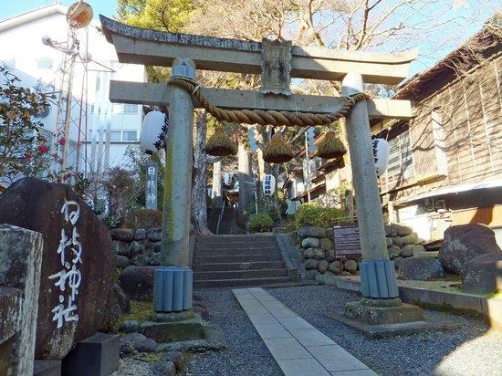 Hie Shrine: 入口