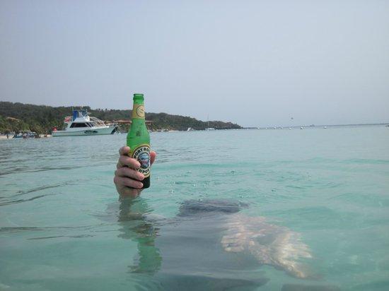 Beachers: Mmmmm Beer