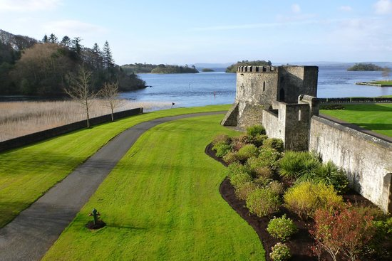Ashford Castle: April 7, 2014