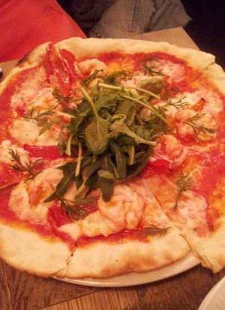gorm's: ピザ、ゴームスペシャル