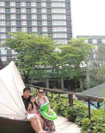 The Manila Hotel: #myprecious  :)