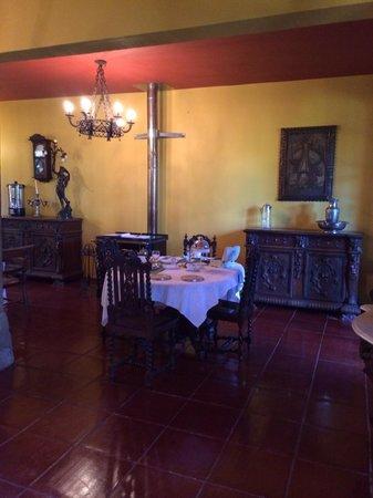 Hotel Entre Viñas : Comedores