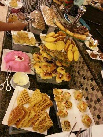 Hotel Pangeran : Restoran Hotel