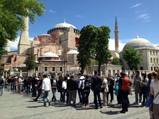 Old City Viva Hotel: vårweekend i istanbul