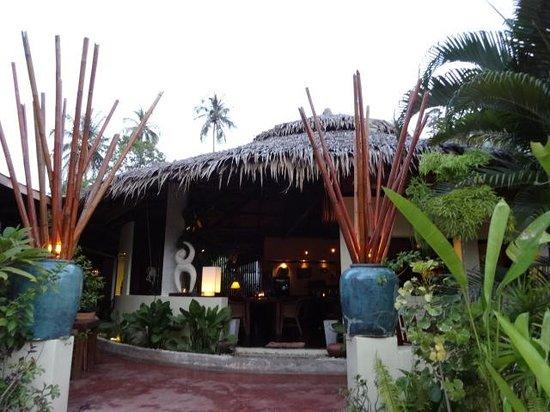 Luna Lounge Thong Nai Pan Noi: 外観