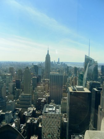Observatorio Top of the Rock: What a view!