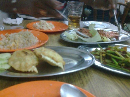 Restoran Tong Juan: great food...