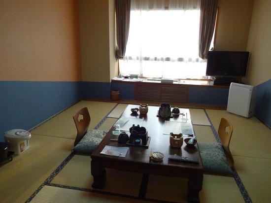 Hotel Seiryu : 部屋