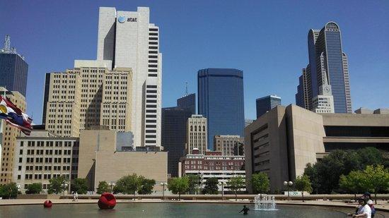 Segway Nation Dallas: city