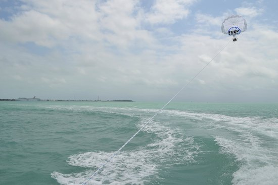 Fury Water Adventures Key West : Parasail
