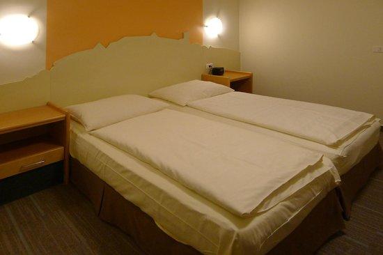 City Hotel Ljubljana: City Hotel, the room