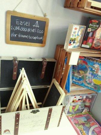 Cottonwood Bed & Breakfast: Cottonwood shop