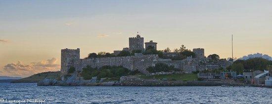 Port Bodrum Yalikavak: La citadelle