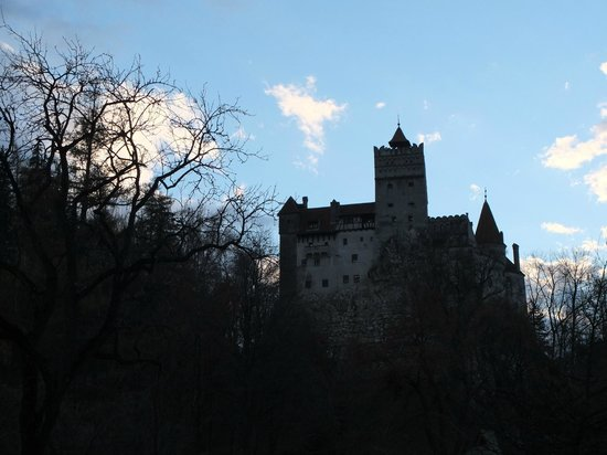 Château de Bran : Spooky