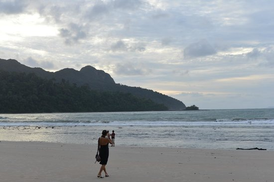 The Andaman, A Luxury Collection Resort : アンダマン海 散歩