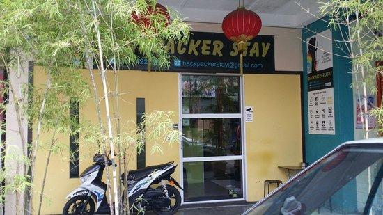 Backpacker's stay, jalan carpenter