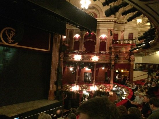 Billy Elliot The Musical: View of theatre