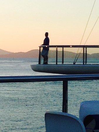 Lagoon Lodge: yacht club