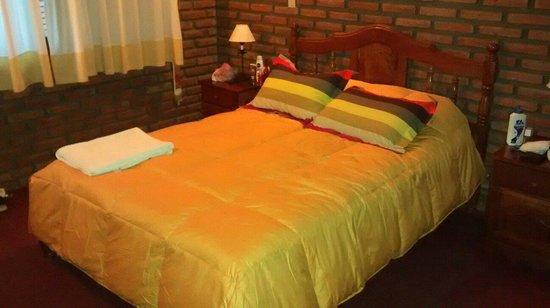 Cabanas Inca Huasi: Habitación principal..