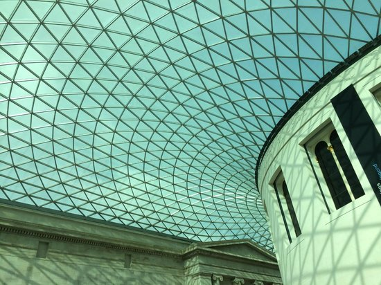 Foyer Museum London : Foyer ceililng picture of british museum london tripadvisor